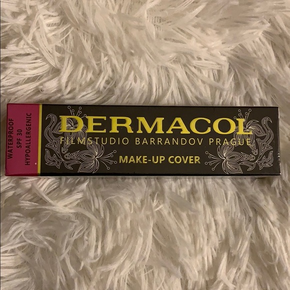 Other - Dermacol foundation in shade 1108A(208)
